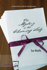 sue wolf the mystery of the cleaning lady